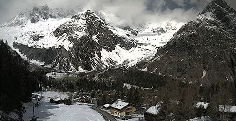 Webcam La Fouly im Wallis