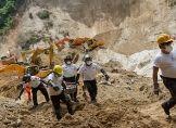 Zahl der Erdrutsch-Toten steigt über 200
