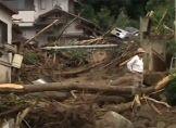 Dutzende Tote nach Erdrutsch in Hiroshima