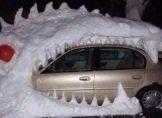 Eiszeit im Nordosten der USA