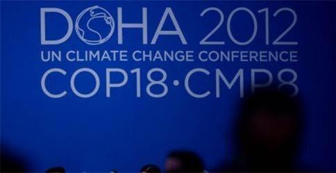 Klimakonferenz Doha