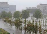 Schweres Unwetter in Südfrankreich