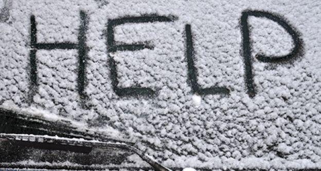 Hilfe Winter