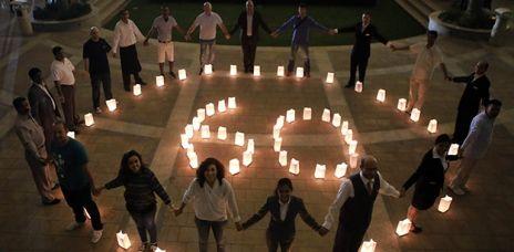 Earth Hour 2015 - Mach mit!