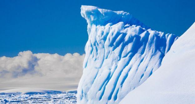 Eis der Antarktis