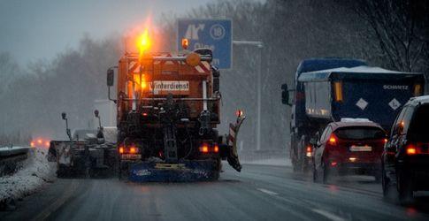 Winterdienste im Dauereinsatz