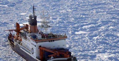 dapd polarstern eis AWI