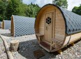 Camping mit WLAN und Luxuszelt