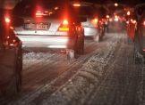 Wintersportler suchen den Schnee im Süden