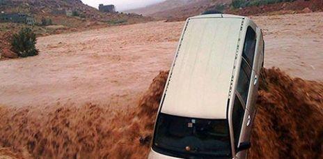 Mindestens 32 Tote bei Unwettern in Marokko