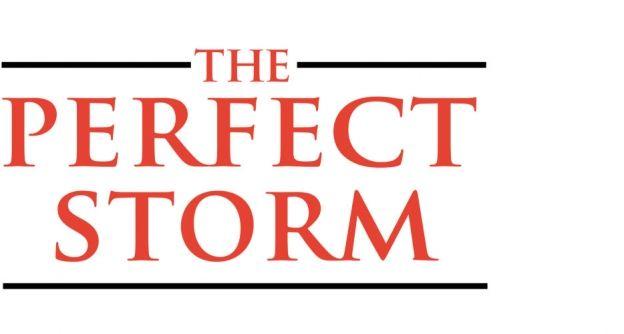 """Der """"perfekte Sturm"""" braut sich auf dem Atlantik zusammen und bedroht die USA!"""
