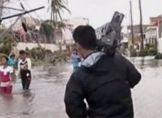 Naturkatastrophen der Hauptgrund für Vertreibungen