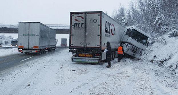 Unfall mit LKW