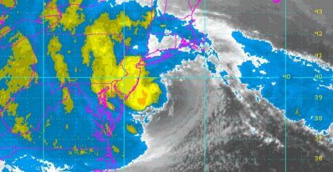 Der Hurrikan Sandy erreicht die Ost-Küste der USA