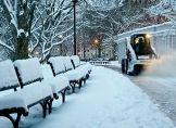Wintereinbruch! Hunderttausende ohne Strom