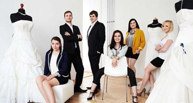Das Gründerteam von Wunschbraut-Kleid.de