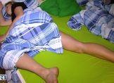So schlafen Sie auch bei der Hitze gut