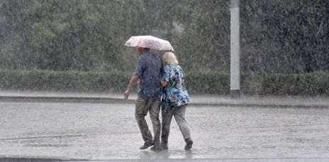 Klimawandel: Mehr Hitzetage, mehr Starkregen