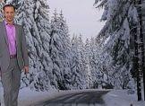 Winterliche Weichen nach Weihnachten