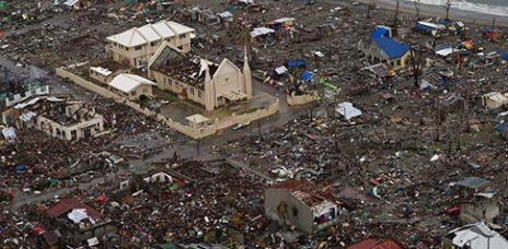 Happy End ein Jahr nach Taifun HAIYAN