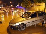 Unwetter wüten über Südfrankreich