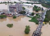 Überschwemmungen in Slowenien fordern erstes Opfer