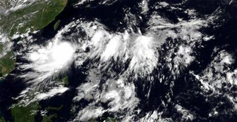 Kai Tak - Satelliten Bild