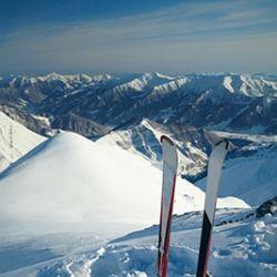 Schnee Ski
