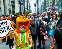 Ostern, Parade, New York