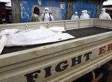 Wegen Ebola: Keine Feste zum Jahresende
