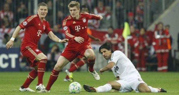 Bayern gegen Real