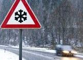 Dauerregen und starker Schneefall!
