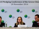 Milliarden-Betrag für Grünen Klimafonds eingesammelt