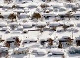 Nordosten der USA versinkt im Schnee
