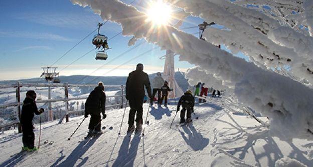 Ski, Sonne, Winter, Schnee (dapd)
