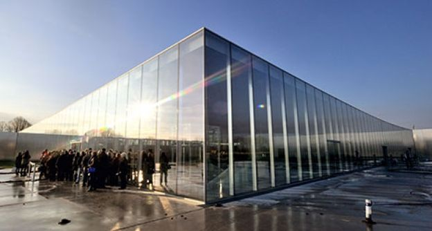 Das Louvre-Lens Museum, Bild AFP, Philippe Huguen