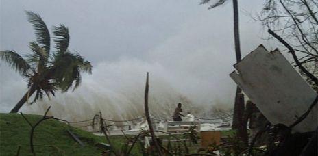 Meteorologen wollen Katastrophen-Vohersagen verbessern
