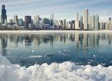 Nordamerika wird zum Eisschrank