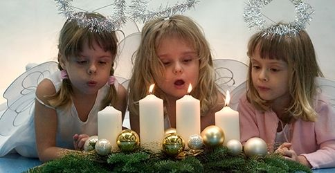 Kinder Advent (dapd)