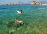 Angenehme Temperaturen im östlichen Mittelmeer