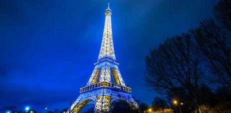 """""""Earth Hour"""": Licht aus für den Klimaschutz"""