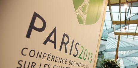 Klimagipfel - Die Welt blickt nach Paris