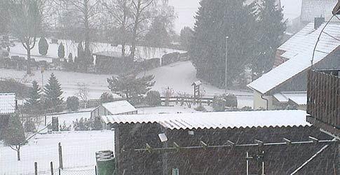 Wetter in Solling Südniedersachsen
