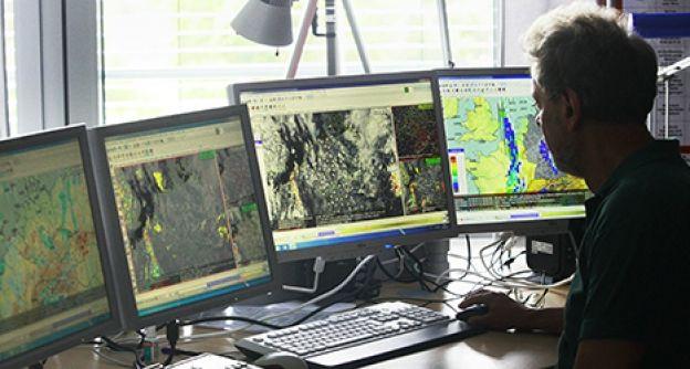 Meteorologe DWD (dapd)