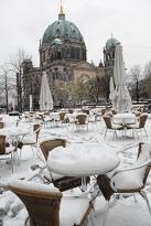 Berlin im Schnee (dapd)