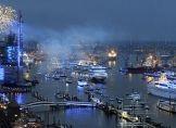 Hamburg feiert den 825. Hafengeburtstag