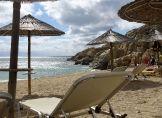 Baden im Mittelmeer nur für die Härteren
