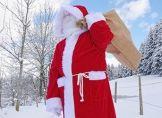 Bringt der Nikolaus einen Sack voll Schnee?