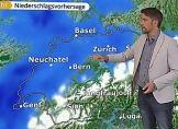 Kräftiger Südwestwind taut den Schnee weg
