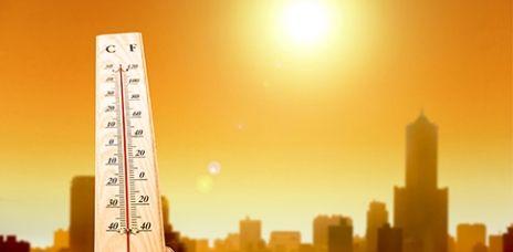 Hitzehoch ANNELIE - Schwitzen bei bis zu 38 Grad